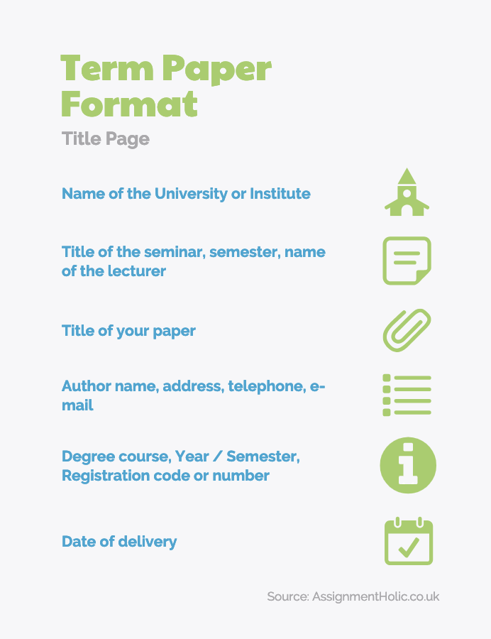 How to make your term paper successful if you haven't written it before?