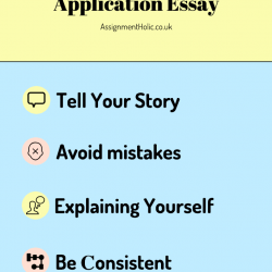 Writing A Narrative Application Essay