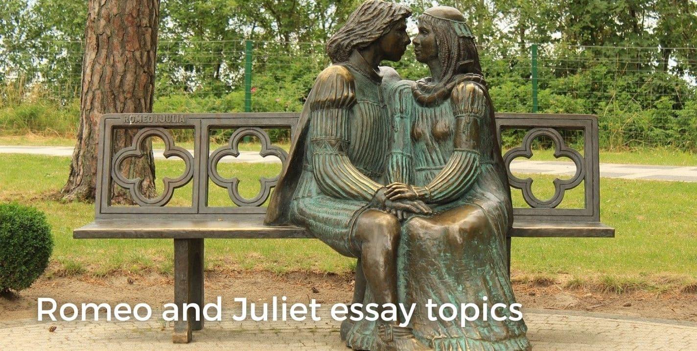 Romeo and Juliet essay topics image